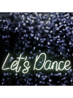 Let's Dance LED Light for Sale!  - photo CustomNeon.com