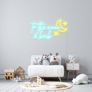 Kids Neon Light | LED Name Signs, Lamps & Cute Signs for